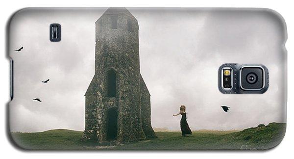 Raven Queen Galaxy S5 Case