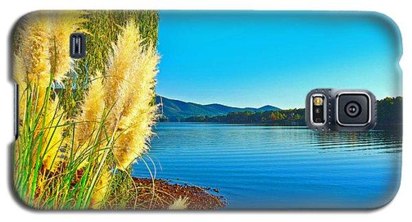 Ravenna Grass Smith Mountain Lake Galaxy S5 Case