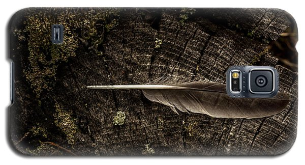 Ravens Feather Galaxy S5 Case