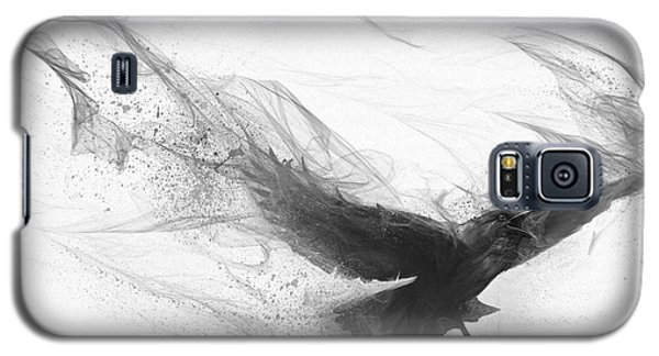 Raven's Flight Galaxy S5 Case