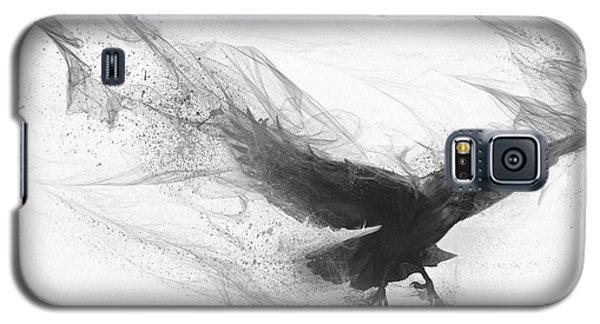 Raven's Flight Galaxy S5 Case
