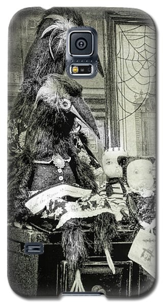 Ravens For Halloween Galaxy S5 Case