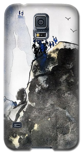 Raven's Mountain Galaxy S5 Case