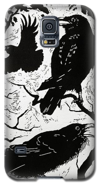 Ravens Galaxy S5 Case