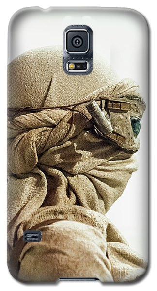 Galaxy S5 Case featuring the photograph Ray From The Force Awakens by Micah May