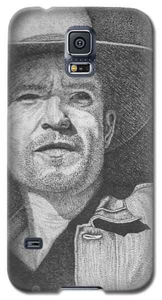 Raylan Galaxy S5 Case by Lawrence Tripoli