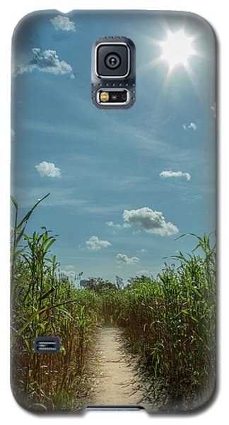 Rays Of Hope Galaxy S5 Case by Karen Wiles