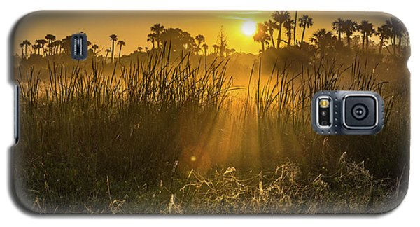 Rays Of Light Galaxy S5 Case