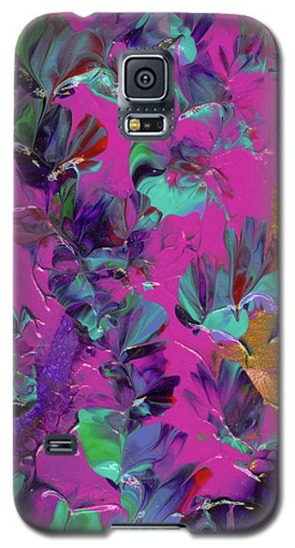 Razberry Ocean Of Butterflies Galaxy S5 Case