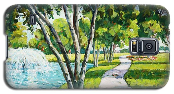 Rcc Golf Course Galaxy S5 Case