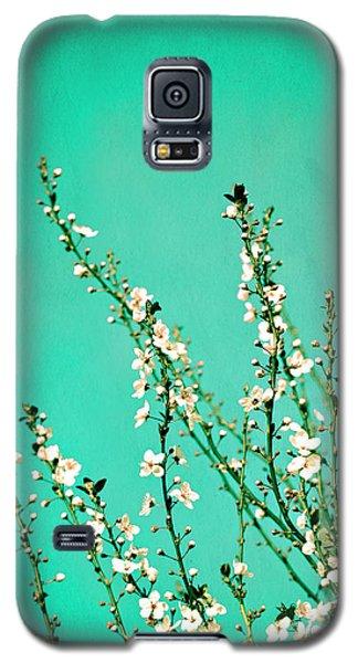 Reach - Botanical Wall Art Galaxy S5 Case by Melanie Alexandra Price