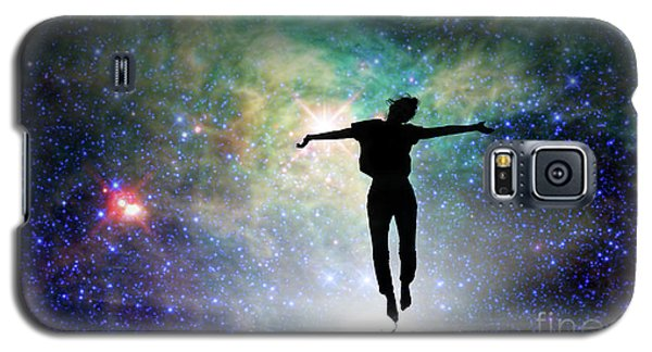 Galaxy S5 Case featuring the photograph Reach For The Stars by Delphimages Photo Creations
