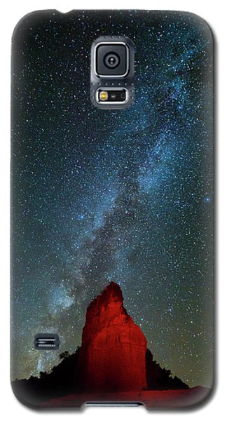 Galaxy S5 Case featuring the photograph Reach For The Stars by Stephen Stookey