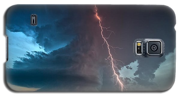 Reaching Galaxy S5 Case