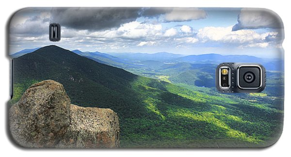 Reaching The Summit Galaxy S5 Case by Everett Houser