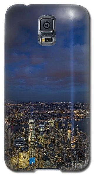 Galaxy S5 Case featuring the photograph Reaching Up To Heaven by Roman Kurywczak