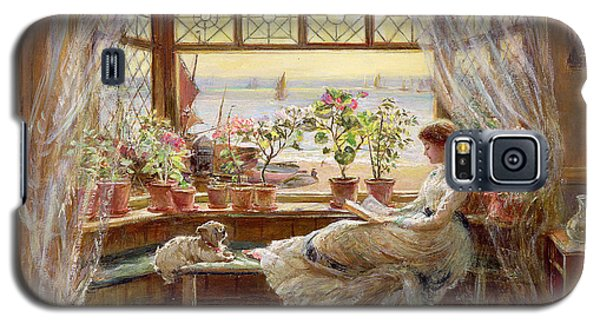 Reading By The Window Galaxy S5 Case