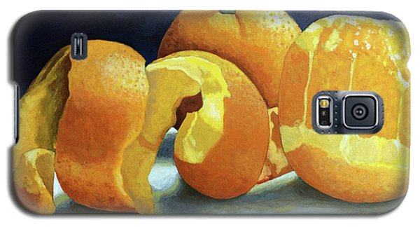 Ready For Oranges Galaxy S5 Case