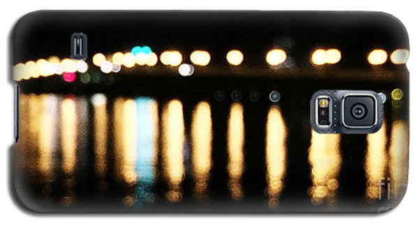 Bridge Of Lions -  Old City Lights Galaxy S5 Case by LeeAnn Kendall