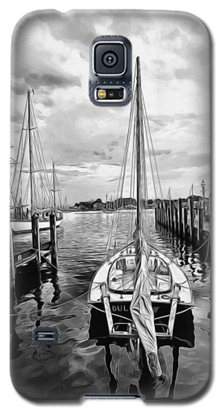 Ready To Set Sail Galaxy S5 Case