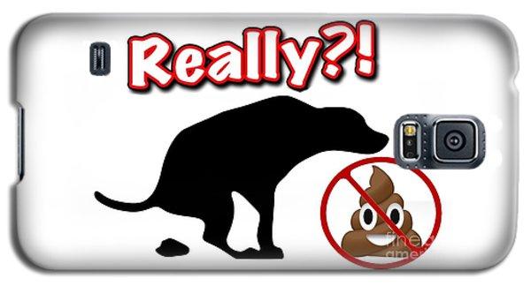 Really No Poop Galaxy S5 Case