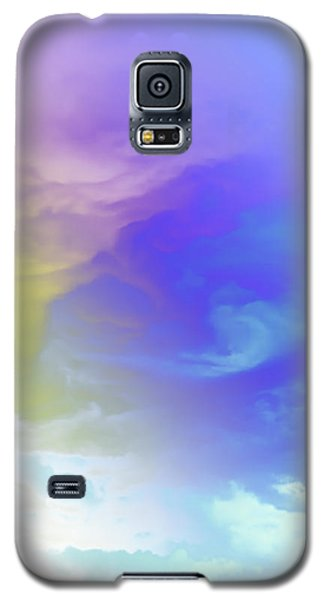 Realm Of Angels Galaxy S5 Case