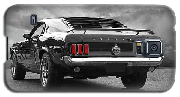 Rear Of The Year - '69 Mustang Galaxy S5 Case