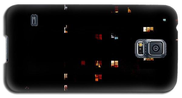 Rear Windows Galaxy S5 Case