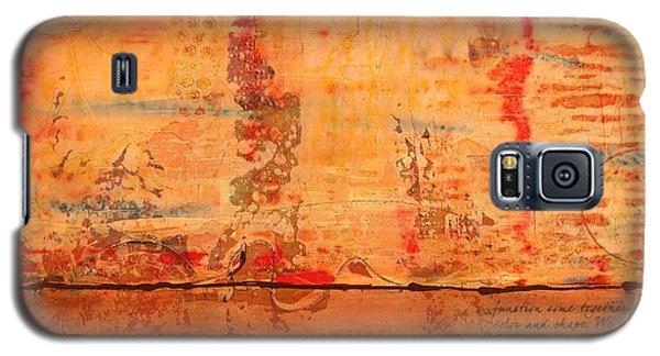 Rebar Galaxy S5 Case