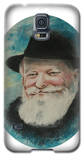 Rebbe Smiling Galaxy S5 Case