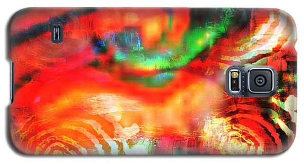 Rebel Galaxy S5 Case by Fania Simon