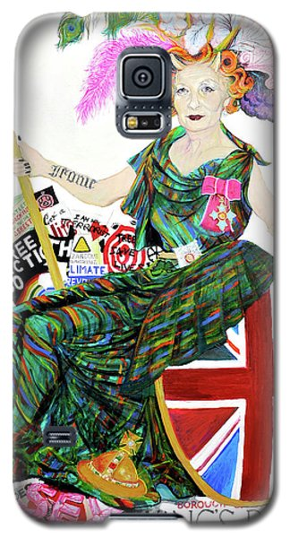 Rebel With A Cause Galaxy S5 Case