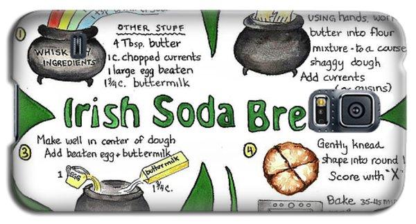 Recipe - Irish Soda Bread Galaxy S5 Case