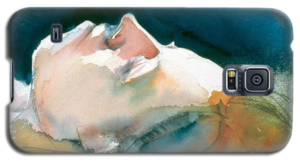 Reclining Head Study Galaxy S5 Case