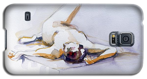 Reclining Study 6 Galaxy S5 Case