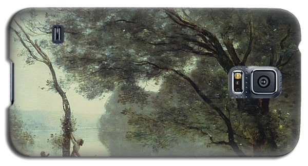 Recollections Of Mortefontaine Galaxy S5 Case by Jean Baptiste Corot