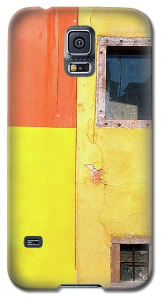 Galaxy S5 Case featuring the photograph Rectangles by Silvia Ganora
