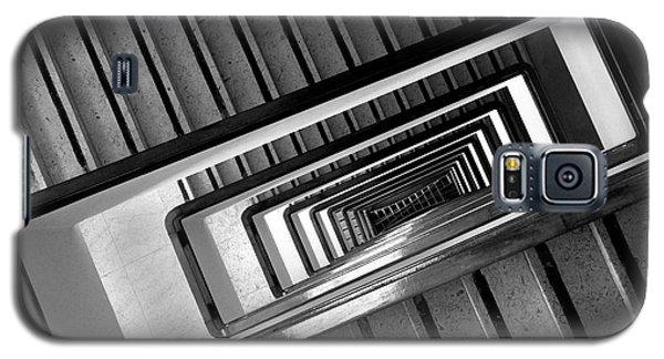 Rectangular Spiral Staircase Galaxy S5 Case