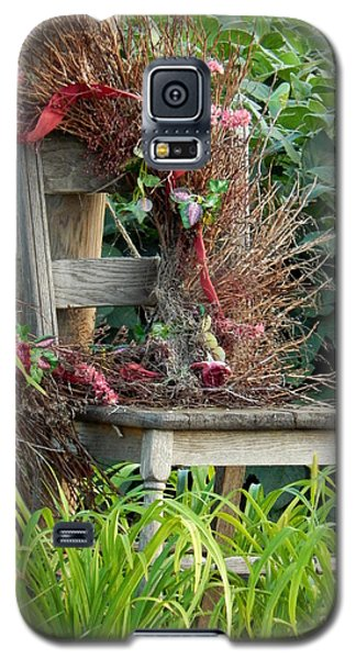Recycled Welcome Galaxy S5 Case