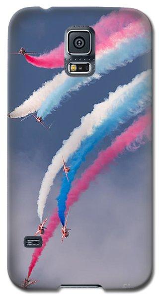 Red Arrows Display Galaxy S5 Case