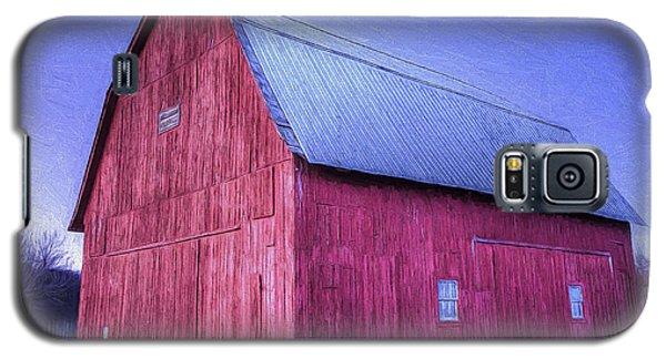 Red Barn Galaxy S5 Case