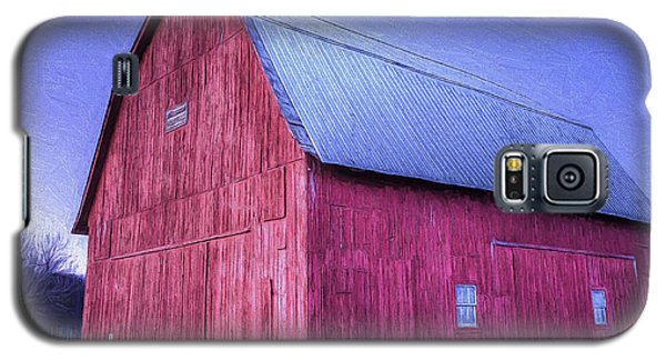 Red Barn Galaxy S5 Case