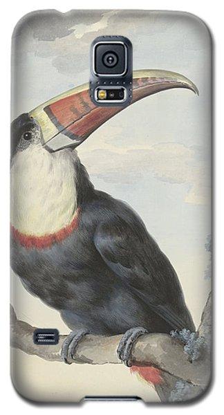 Toucan Galaxy S5 Case - Red Billed Toucan, 1748  by Aert Schouman