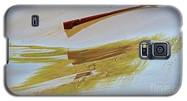 Red Board Over The Dam Galaxy S5 Case