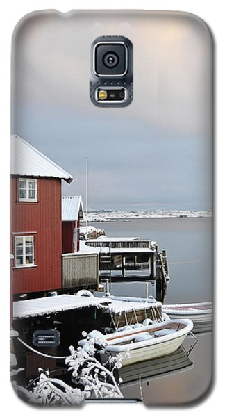 Boathouses Galaxy S5 Case