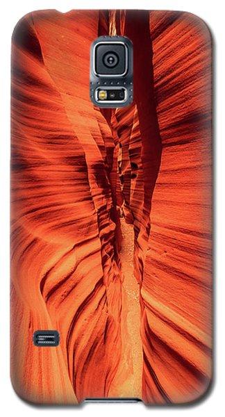 Red Breaks Galaxy S5 Case