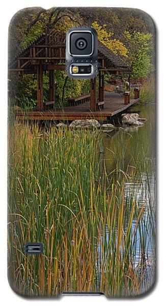 Red Butte Garden Galaxy S5 Case
