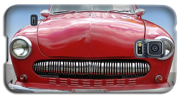 Galaxy S5 Case featuring the photograph Red Car by Bill Thomson