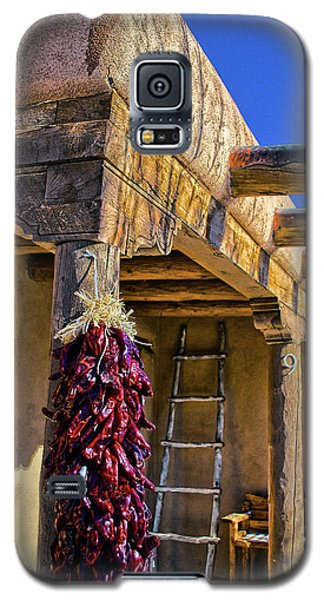 Red Chillies At New Years Galaxy S5 Case