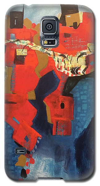 Red City Galaxy S5 Case